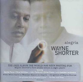 Wayne Shorter - Alegria (CD)