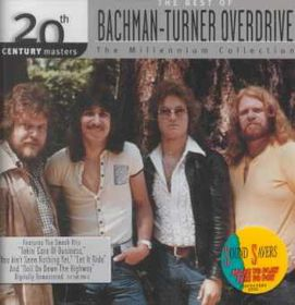 Bachman-Turner Overdrive - Millennium Collection - Best Of Bachman - Turner Overdrive (CD)
