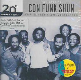 Con Funk Shun - Millennium Collection - Best Of Con Funk Shun (CD)