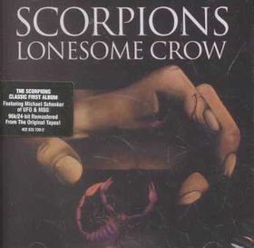 Scorpions - Lonesome Crow (CD)