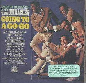 Going to a Go-Go/Away We a Go-Go - (Import CD)