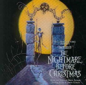 Nightmare Before Christmas (OST) - (Import CD)