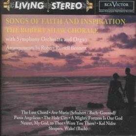 Robert Shaw Chorale - Songs Of Faith & Inspira (CD)