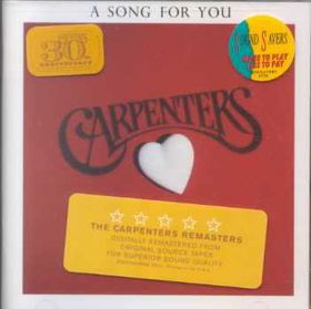 Carpenters - A Song For You (CD)