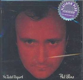 No Jacket Required - (Import CD)
