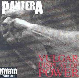 Pantera - Vulgar Display Of Power (CD)