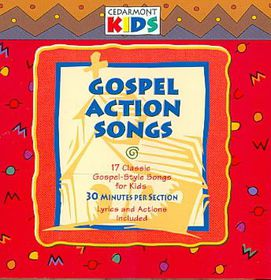 Gospel Action Songs - (Import CD)