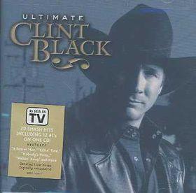 Ultimate Clint Black - (Import CD)
