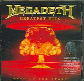 Megabeth - Greatest Hits: Back To The Start (CD)