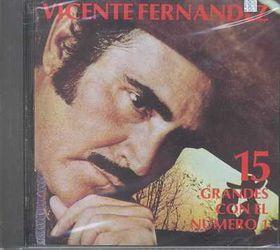 15 Grandes Con Elnumero 1 - (Import CD)