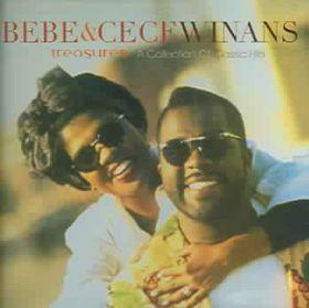 Winans Bebe & Cece - Treasures - Best Of Bebe & Cece Winans (CD)