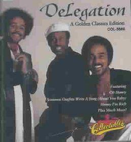 Delegation:Golden Classics Edition - (Import CD)