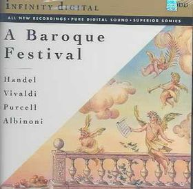 Baroque Festival : Classical / Baroque - Various Artists (CD)