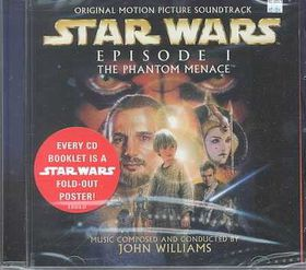 Original Soundtrack - Star Wars Episode 1 - The Phantom Menace (CD)