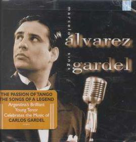 Marcelo Alvarez - Sings Gardel (CD)