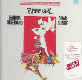 Barbra Streisand - Funny Girl Soundtrack (CD)