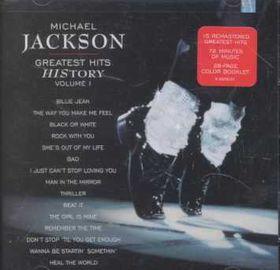 Michael Jackson - History - Past, Present & Future (CD)