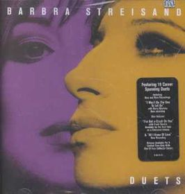 Barbra Streisand - Duets (CD)