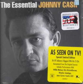 Johnny Cash - Essential Johnny Cash (CD)