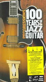 Progressions: 100 Years Of Jazz Guitar - Various Artists (CD)