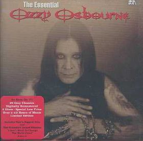 Essential Ozzy Osbourne - (Import CD)