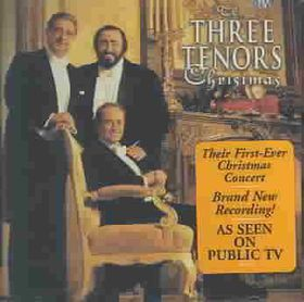 Three Tenors Christmas - (Import CD)