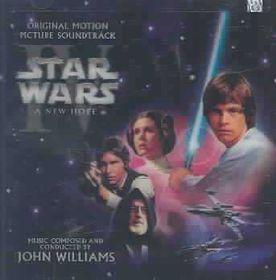 Star Wars:Episode IV a New Hope - (Import CD)