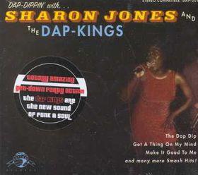 Dap Dippin with Sharon Jones & the Da - (Import CD)
