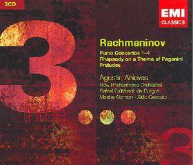Anievas Agustin - Piano Concertos (CD)