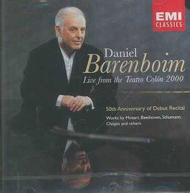 Daniel Barenboim - Live From The Teatro Colon (CD)