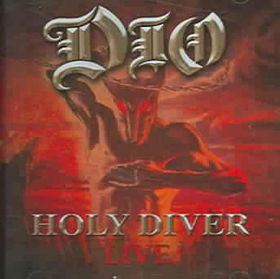 Holy Diver Live - (Import CD)