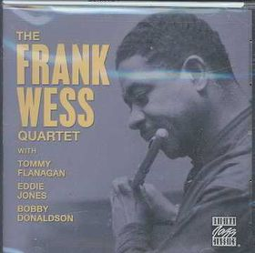 Frank Wess Quartet - (Import CD)