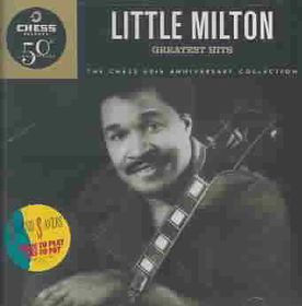 Little Milton - Greatest Hits (CD)