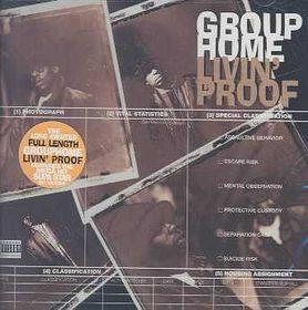 Livin' Proof - (Import CD)