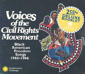 Black American Freedom Songs 1960-66 - (Import CD)