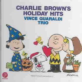 Vince Guaraldi - Charlie Brown's Holiday Hits (CD)