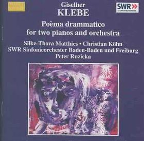Klebe - Piano Music 2;Ruzicka (CD)