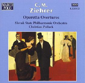 Ziehrer Slovak State Po Pollack - Operetta Overtures (CD)
