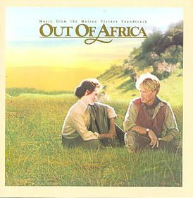 Original Soundtrack - Out Of Africa (CD)