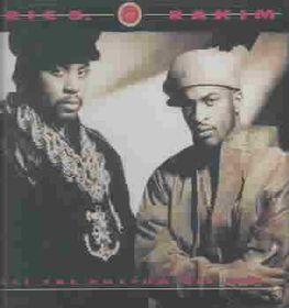 Eric B & Rakim - Let The Rhythm Hit `em (CD)