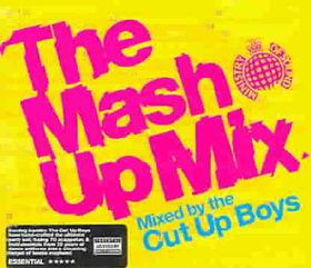Ministry Of Sound - Mash Up Mix (CD)
