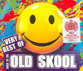 Ministry Of Sound - Very Best Of Back To The Old Skool (CD)