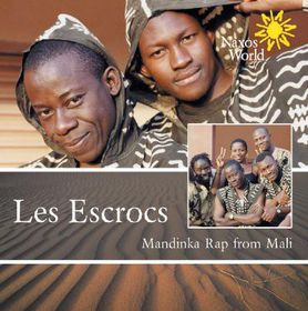 Les Escrocs - Mandinka Rap From Mali (CD)