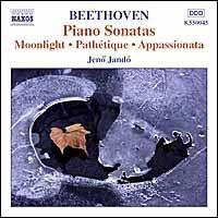 Beethoven: Piano Sonatas 8/14/23 - Piano Sonatas Nos.8, 14 & 23 (CD)