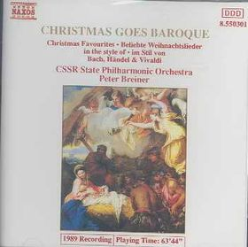 Christmas Goes Baroque - (Import CD)