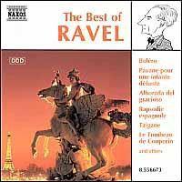 Best Of Ravel - Various Artists (CD)