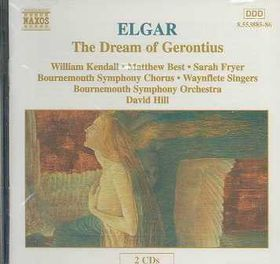 Kendall / Fryer / Best / Bournemouth Symphony Orchestra - Dream Of Gerontius (CD)