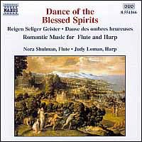 Dance Of The Blessed Spirits - Various Artists (CD)