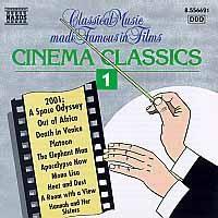 Cinema Classics - Vol.1 - Various Artists (CD)