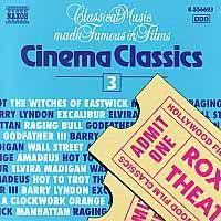 Cinema Classics Vol. 3 - Various Artists (CD)